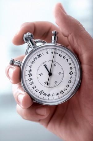 לעצור בזמן